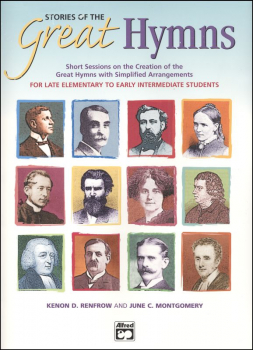 Stories of the Great Hymns Book Only
