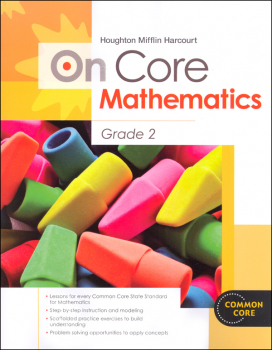 On Core Mathematics Student Edition Worktext Grade 2
