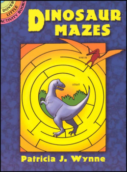 Dinosaur Mazes Little Activity Book