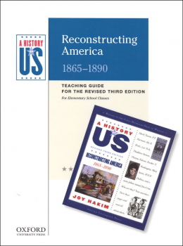 Reconstructing America Elementary Teacher Guide Vol. 7 3ED Revised