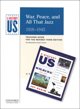War, Peace, and All That Jazz Elementary Teacher Guide 3ED rev