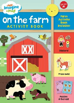 Just Imagine & Play! On the Farm Activity Book