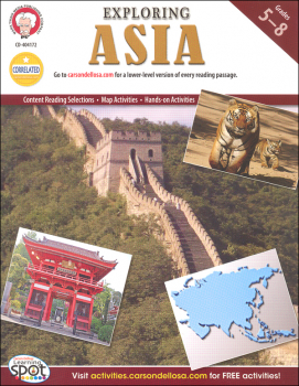 Exploring Asia (Continents of the World)