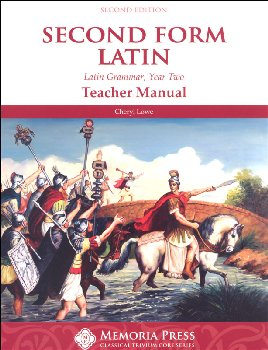 Second Form Latin Teacher Manual