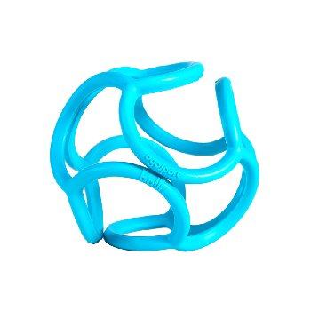 Ogobolli Teether Ball - Blue