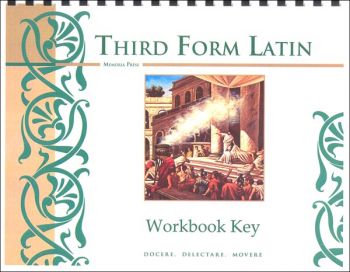 Third Form Latin Workbook Key