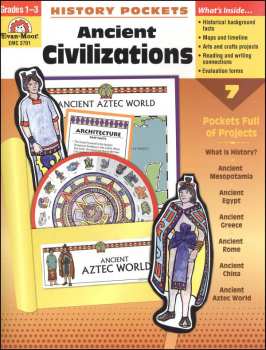 History Pockets - Ancient Civilizations
