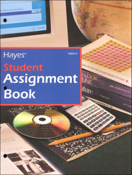 Student Assignment Book