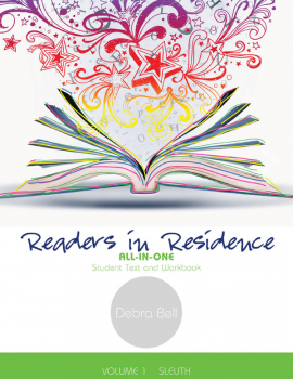 Readers in Residence Volume 1 - Sleuth