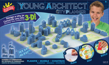 Young Architect City Planner