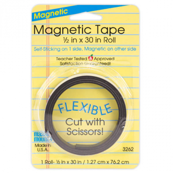 "Magnetic Tape (1/2"" x 30"")"