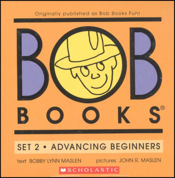 Bob Books Set 2: Advancing Beginners (Color)