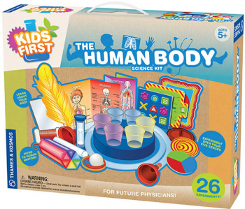 Human Body (Kids First Level 2)