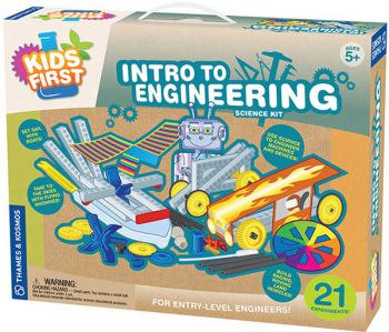 Intro to Engineering (Kids First Level 2)