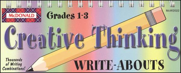 Creative Thinking, Gr. 1-3 (Write-Abouts)