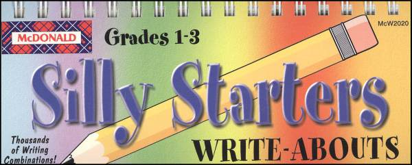 Silly Starters, Gr. 1-3 (Write-Abouts)