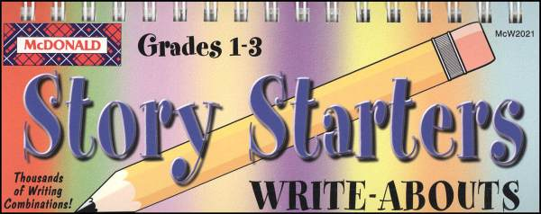 Story Starters, Gr. 1-3 (Write-Abouts)