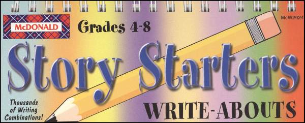 Story Starters, Gr. 4-8 (Write-Abouts)