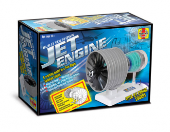 Build Your Own Haynes Jet Engine