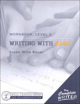 Complete Writer - Writing With Ease Workbook 3