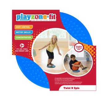 Playzone-fit Shape Up Twist N Spin