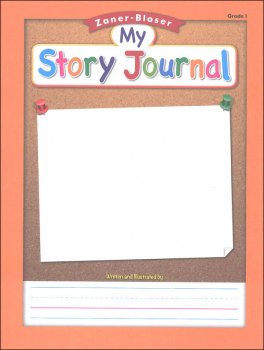 Zaner-Bloser My Story Journal (Grade 1)