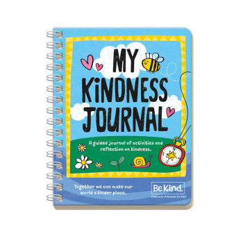 Be Kind Guided Journal: My Kindness Journal