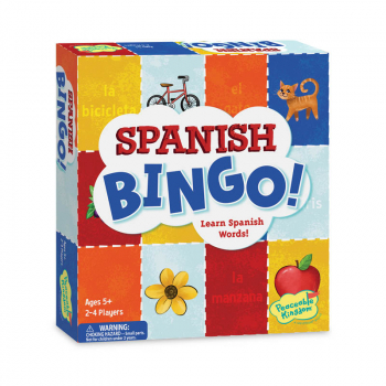 Spanish Bingo! Game