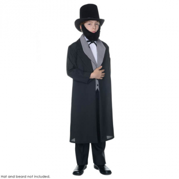 Abraham Lincoln Costume - Large