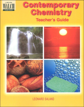 Contemporary Chemistry Teacher's Guide