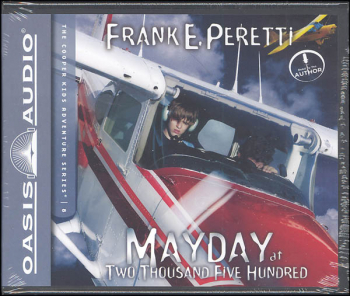 Mayday at Two Thousand Five Hundred #8 Audiobook (Cooper Kids Adventure Series)