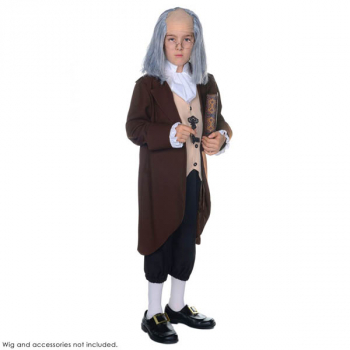 Ben Franklin Costume - Medium