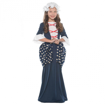 Betsy Ross Costume - Large