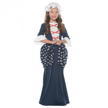 Betsy Ross Costume - Medium