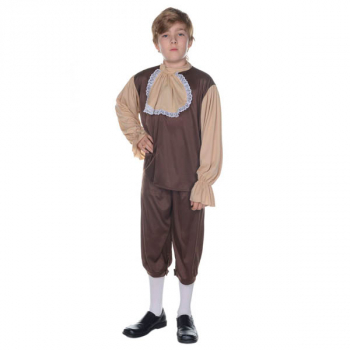 Colonial Boy Standard Costume - Large