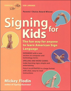 Signing For Kids / Flodin