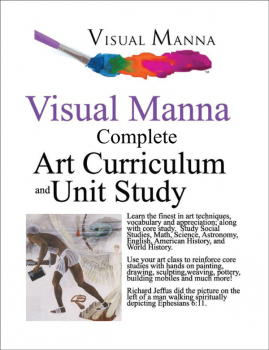 Visual Manna Complete Art Curriculum