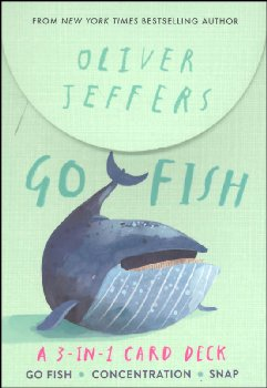 Go Fish: 3-in-1 Card Deck