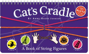 Cat's Cradle (KLUTZ book with string)