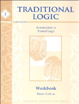 Traditional Logic I Student Workbook, 3ED