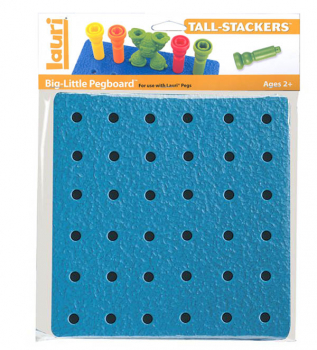 "Big-Little Pegboard (36 Holes, 8"")"