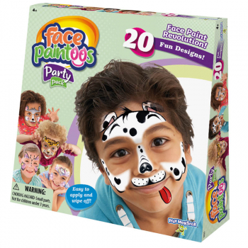 Face Paintoos - Party Pack