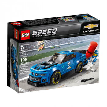 LEGO Speed Champions Chevrolet Camaro ZL 1 Race Car (75891)