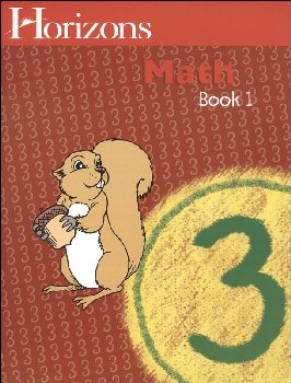 Horizons Math 3 Workbook One