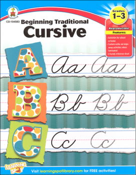 Beginning Traditional Cursive