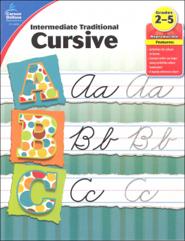 Intermediate Traditional Cursive