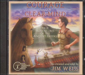 Courage and a Clear Mind CD
