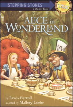 Alice in Wonderland (Stepping Stone Book)
