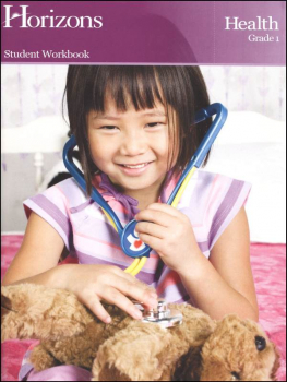 Horizons Health Workbook Gr 1