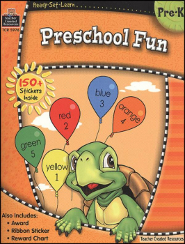 Preschool Fun (Ready, Set, Learn)
